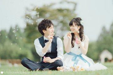 Akikazu × Mai Wedding | 夫婦フォト