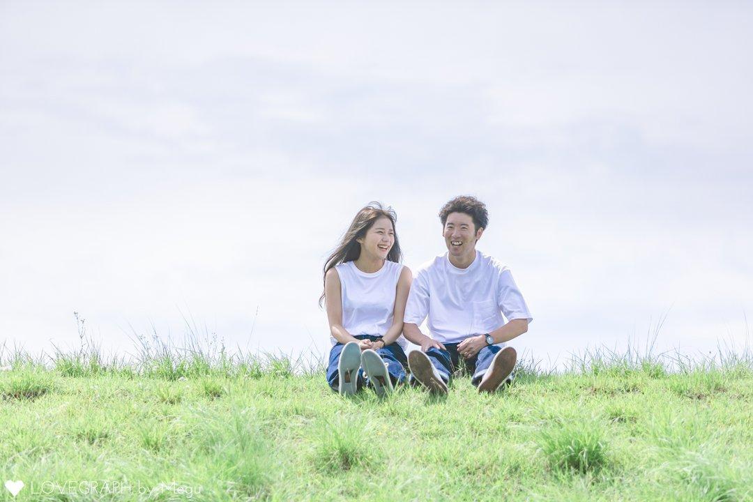 Kazuma+Mikako   夫婦フォト
