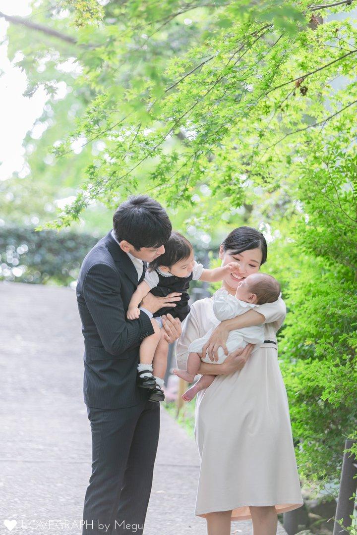 Rio Hayato Family   家族写真(ファミリーフォト)