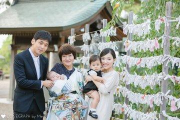 Rio Hayato Family | 家族写真(ファミリーフォト)