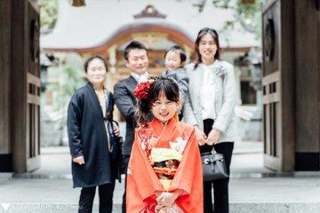 Coco 七五三 | 家族写真(ファミリーフォト)