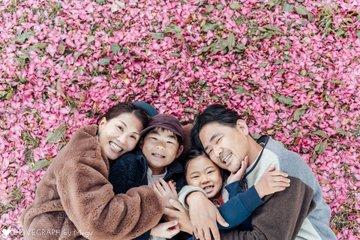 The Konno Family | 家族写真(ファミリーフォト)