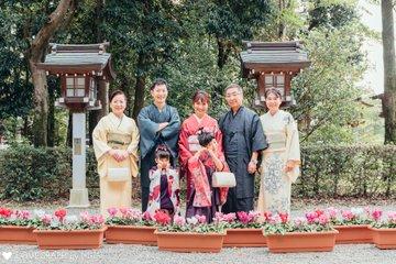 ほのか七五三 | 家族写真(ファミリーフォト)