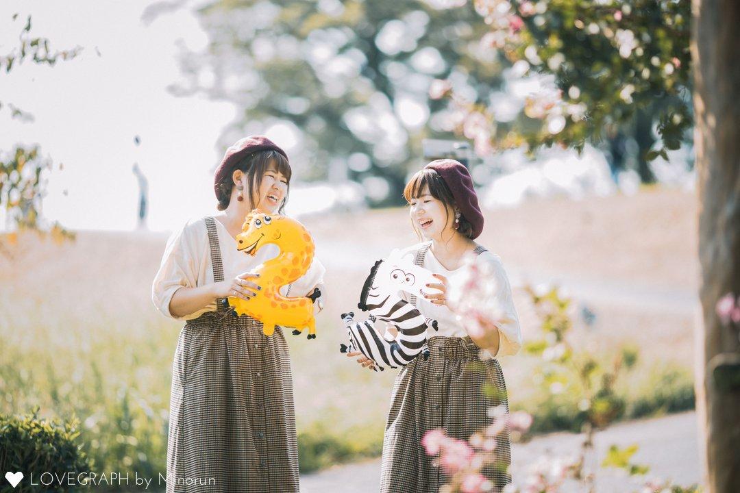 YUKA×AIRI | フレンドフォト(友達)