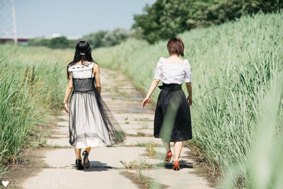Mizuna×Nao | フレンドフォト(友達)