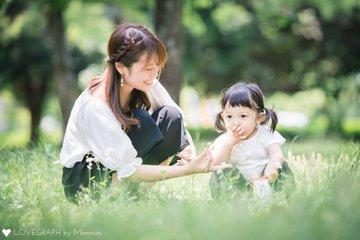 Yuka×Airi | 家族写真(ファミリーフォト)