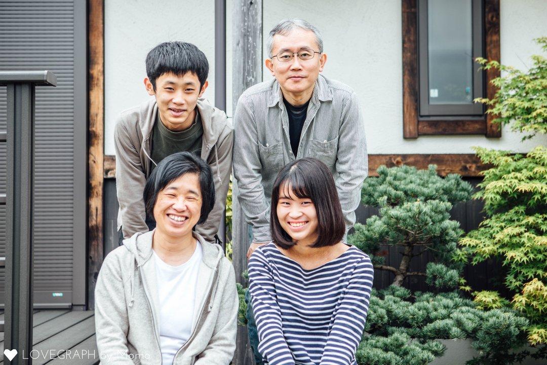 Ishibashi Family | 家族写真(ファミリーフォト)