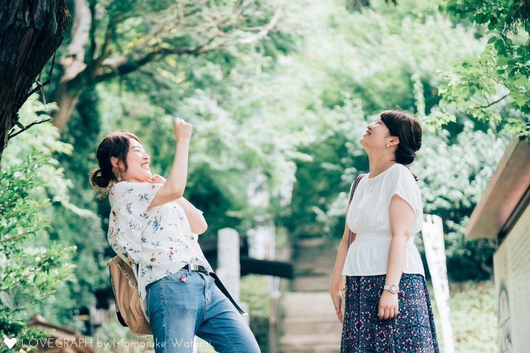Yui×Chinami | 家族写真(ファミリーフォト)