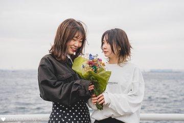 AIRI × AMI 20th Birthday | フレンドフォト(友達)