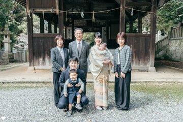 Kou×Haru family | 家族写真(ファミリーフォト)