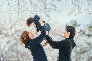 H's Family | 家族写真(ファミリーフォト)