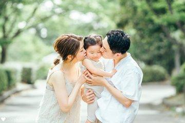 Ryota × Kanna × Hiyori | 家族写真(ファミリーフォト)