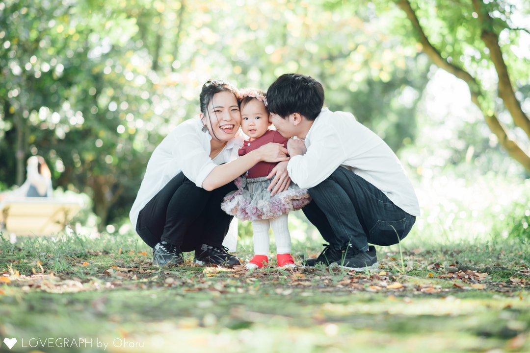 Nagi 1st Birthday   家族写真(ファミリーフォト)