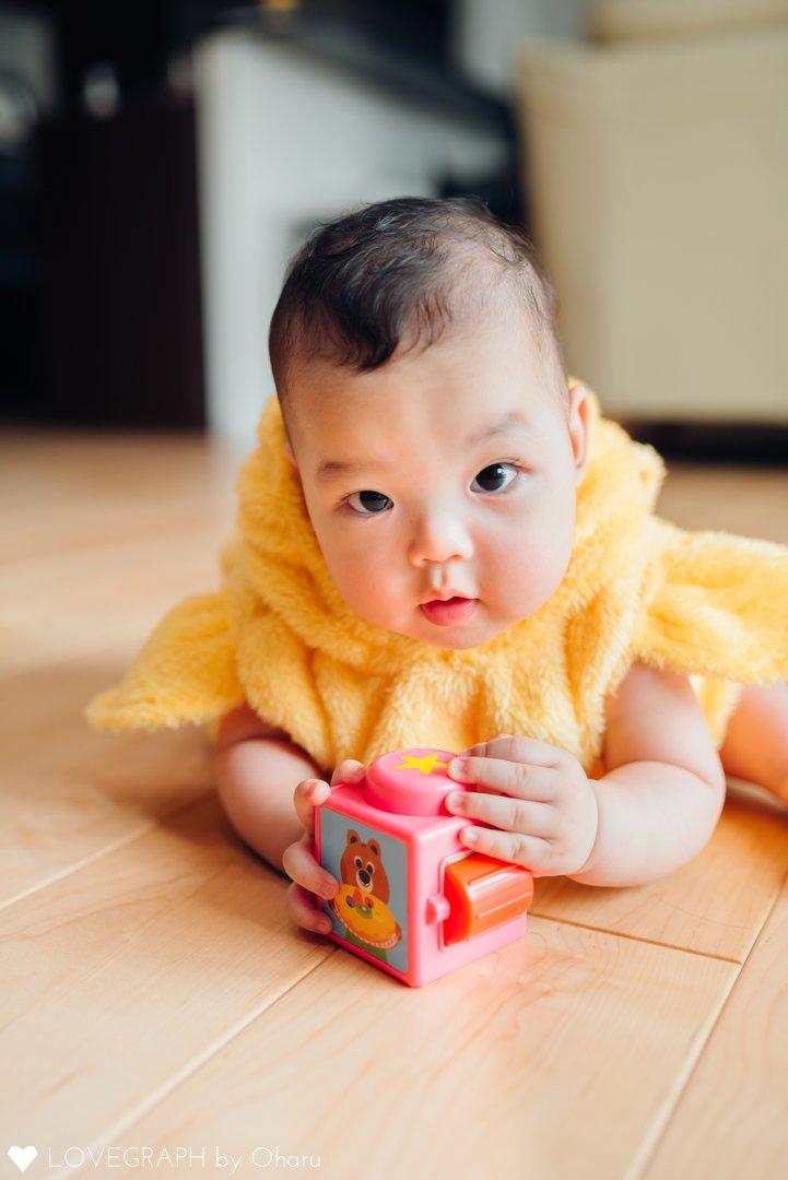 kou 8ヶ月 | 家族写真(ファミリーフォト)