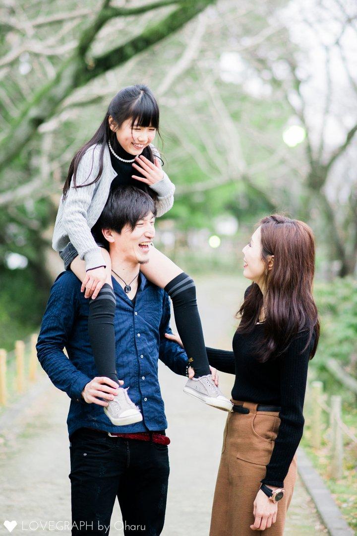 Hilona × Akinori | 家族写真(ファミリーフォト)