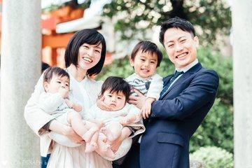 Yoshimoto Family | 家族写真(ファミリーフォト)
