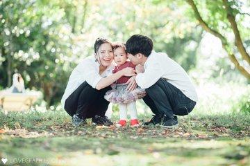 Nagi 1st Birthday | 家族写真(ファミリーフォト)