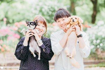 Ryuji×Aika | 夫婦フォト