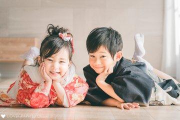 樹 紗奈 七五三 | 家族写真(ファミリーフォト)
