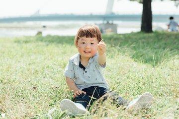 Nagi 2nd birthday | 家族写真(ファミリーフォト)