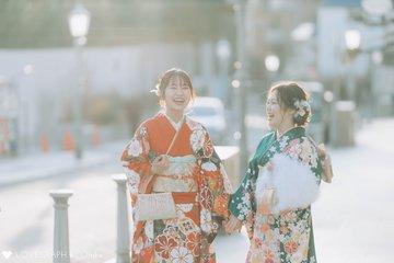 Sena&Nozomi | フレンドフォト(友達)
