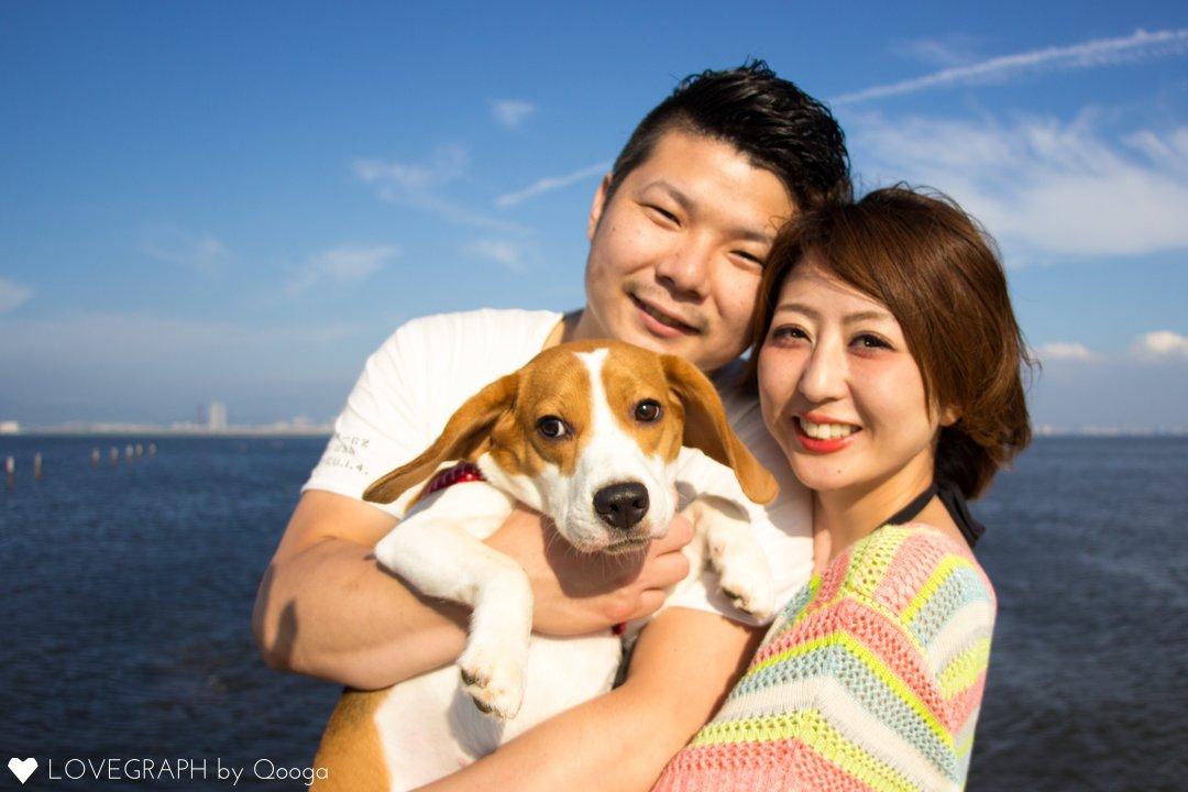 Kana × Masaki × Marine | カップルフォト