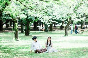 Kento × Shiori 〜東京オリンピック開会式前に〜 | カップルフォト