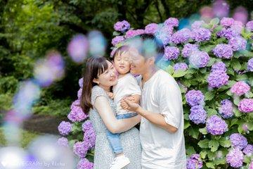 2nd Family photo   家族写真(ファミリーフォト)