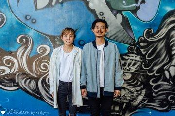Takashi × Yuka | 夫婦フォト