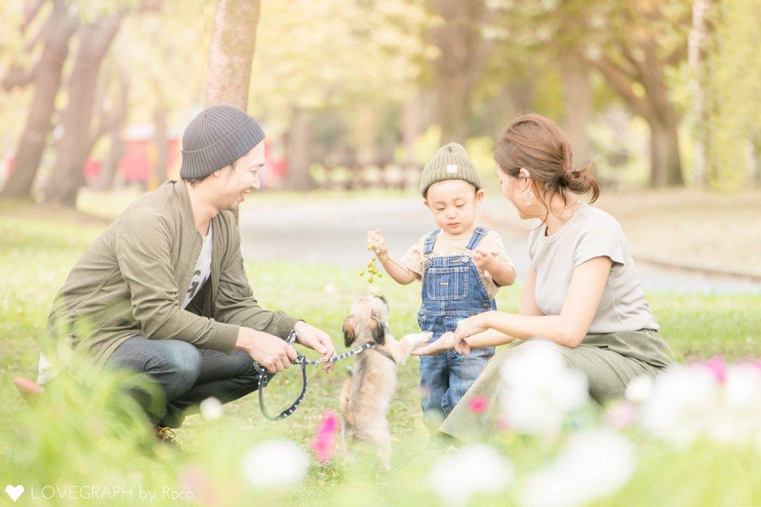 Aoi's family | 家族写真(ファミリーフォト)