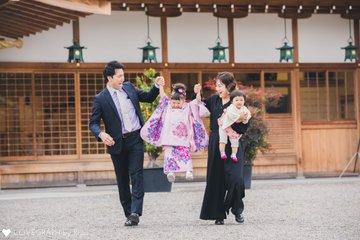 Ririna753✖️Saya1st | 家族写真(ファミリーフォト)