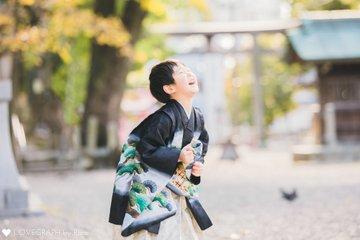 YUTO 七五三 | 家族写真(ファミリーフォト)