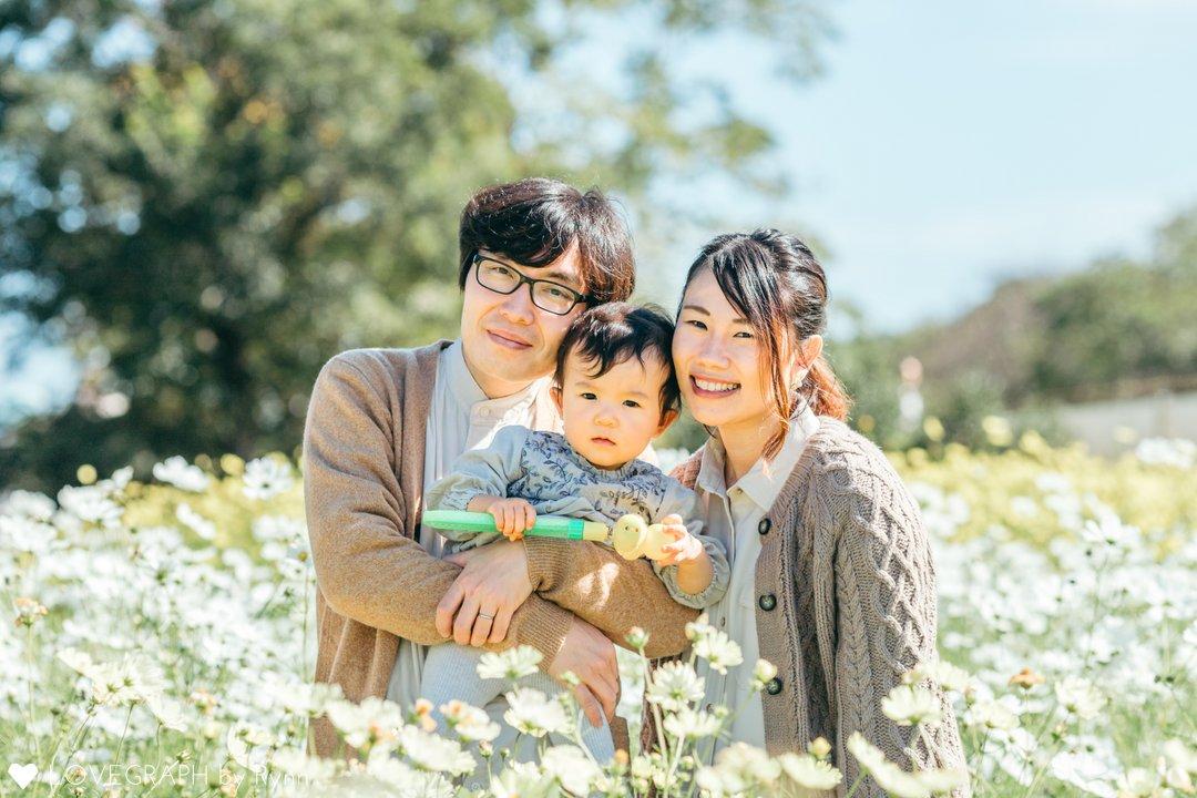F.maternity 2nd | 家族写真(ファミリーフォト)