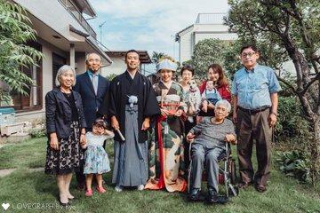 Akihiko & Yuka | 夫婦フォト