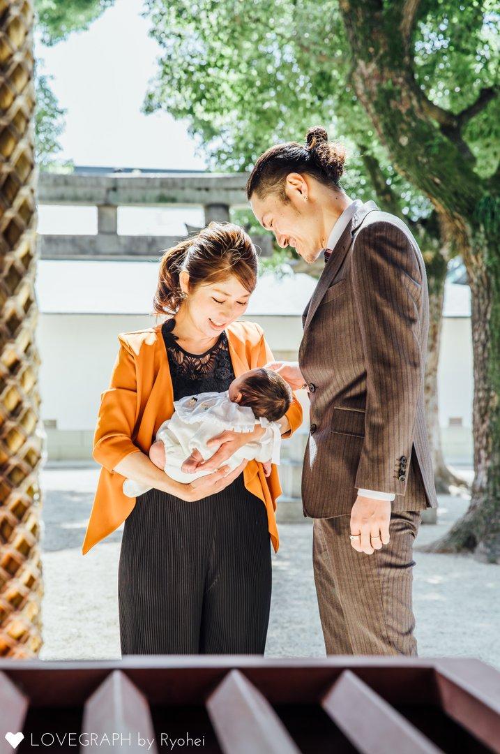 ITSUKI family | 家族写真(ファミリーフォト)