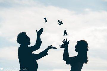 J&A | 夫婦フォト