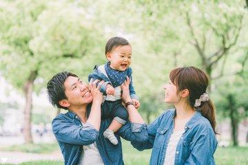 Haruto 1st Birthday | 家族写真(ファミリーフォト)