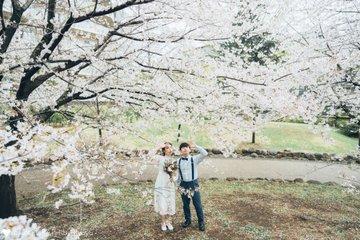 Ikuma × Aimi | 夫婦フォト