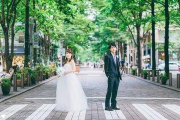 Y × Y Wedding | 夫婦フォト