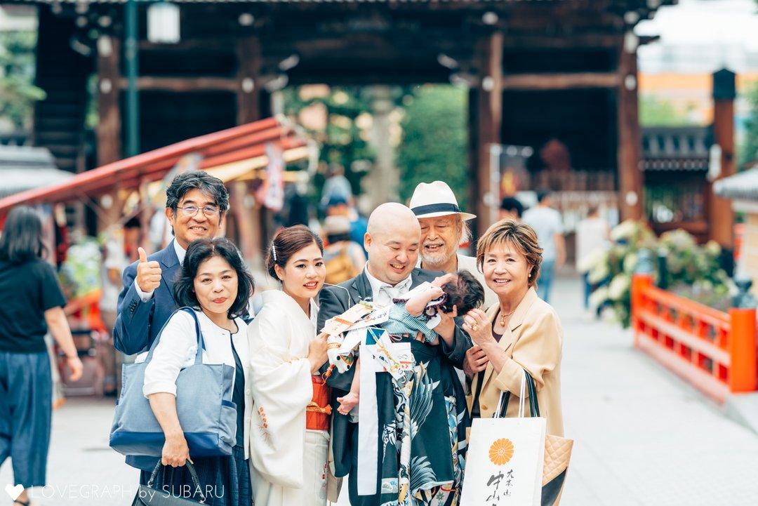 Nishizumi family | 家族写真(ファミリーフォト)