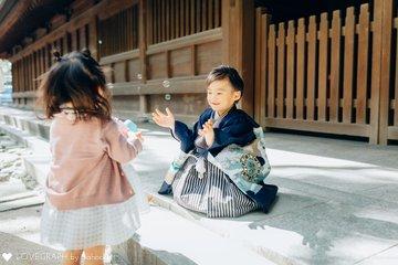 勝将  七五三 | 家族写真(ファミリーフォト)
