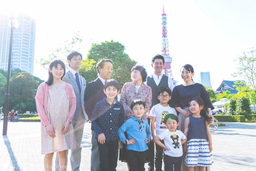 Yui family | 家族写真(ファミリーフォト)