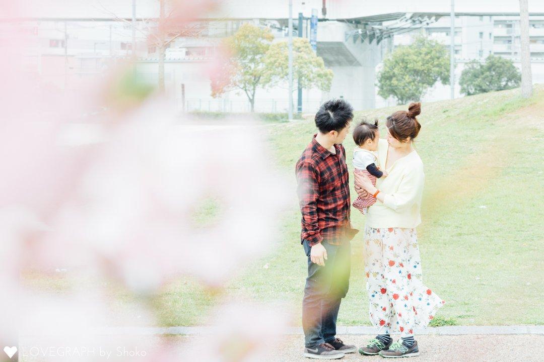 mei 1st birthday | 家族写真(ファミリーフォト)