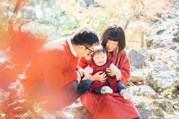 Juri 1st birthday | 家族写真(ファミリーフォト)