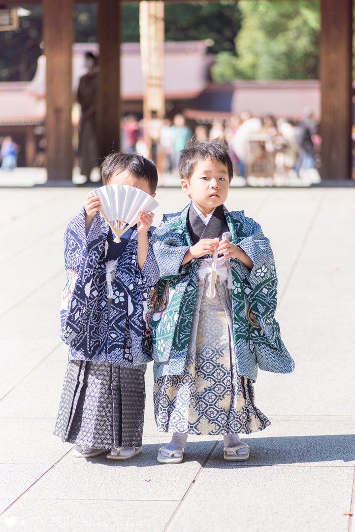 お宮・七五三参り   家族写真(ファミリーフォト)