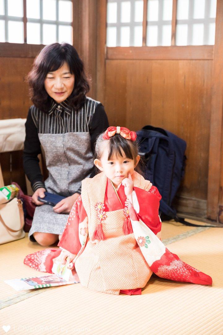 松尾七五三   家族写真(ファミリーフォト)