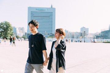 Hitomi × Yusuke | カップルフォト