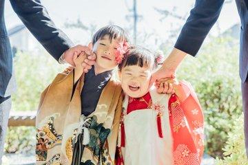 Tatsuomi&Ui☆753 | 家族写真(ファミリーフォト)