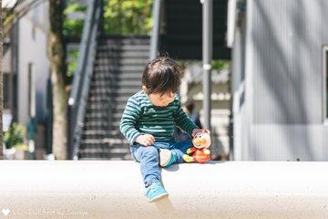 名古屋引っ越し記念 | 家族写真(ファミリーフォト)