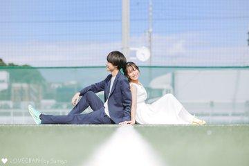 N & E wedding | カップルフォト
